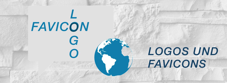 Logos und Favicons für Webseiten