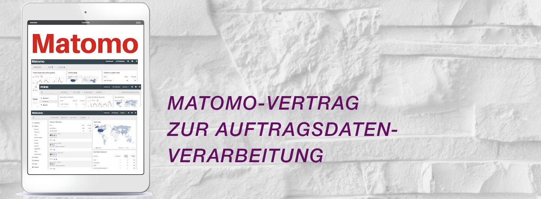 Matomo Vertrag Zur Auftragsdatenverarbeitung Abschließen Dsgvo