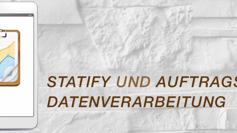 Statify und Datenschutzgrundverordnung