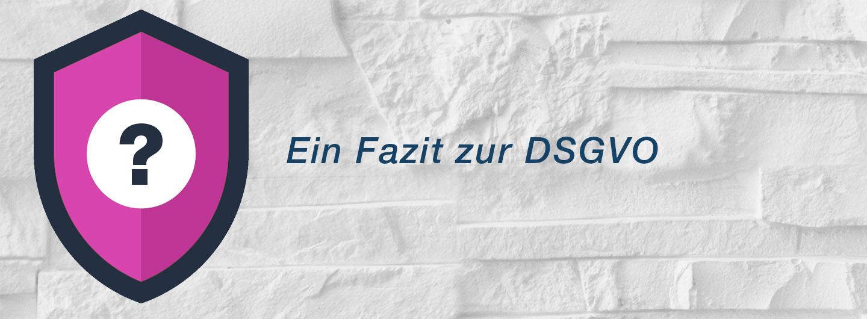 Ist die DSGVO erfolgreich?