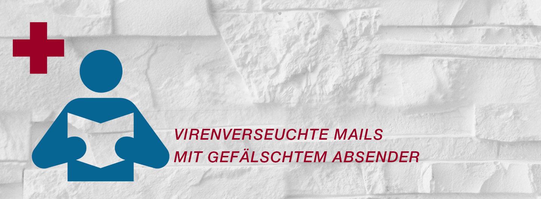 Viren Mails mit gefälschtem Absender